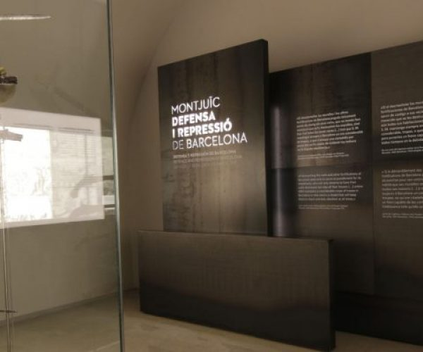 Montjuïc Castle Interpretation Centre