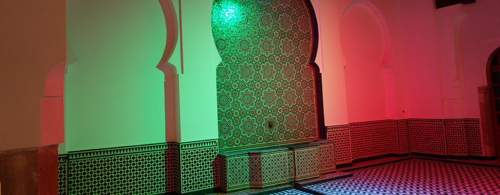 Rehabilitació de l'antiga escola Abdellaouia a l'antiga Medina de Casablanca i reconversió en Centre d'Interpretació del Patrimoni