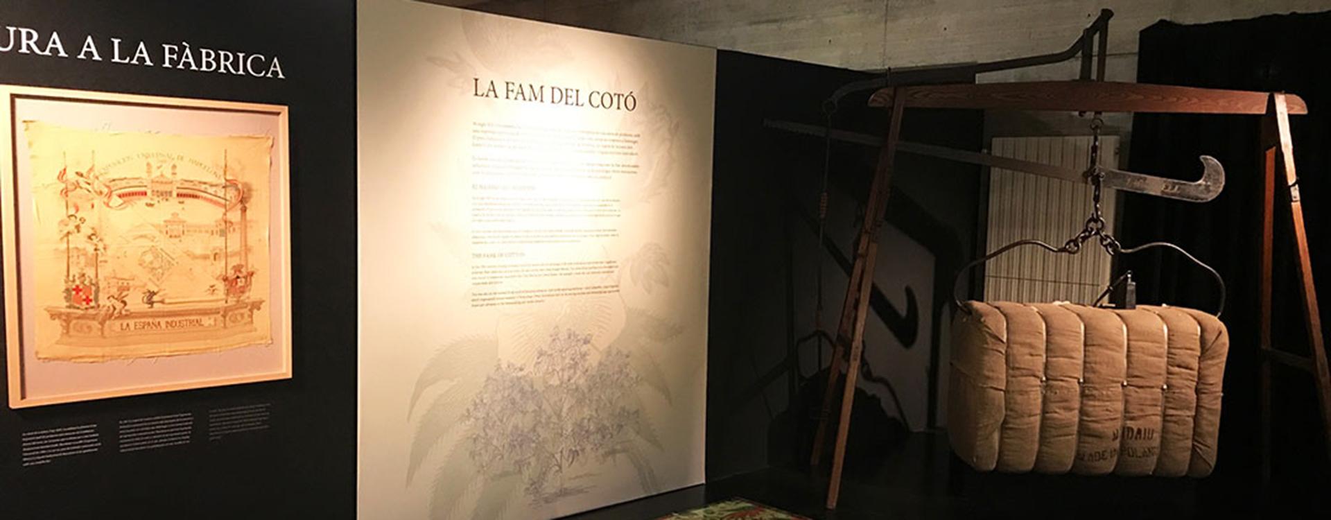 Remodelació del Museu de l'Estampació de Premià de Mar